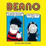 Beano - Classic 2018 Square Calendar Calendriers