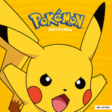 Pokemon - 2018 Square Calendar Kalenders