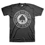 Face To Face - Spade T-Shirts