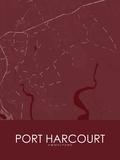 Port Harcourt, Nigeria Posters