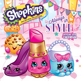 Shopkins - 2018 Square Calendar Calendari