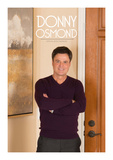 Donny Osmond - 2018 A3 Calendar Calendari