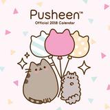 Pusheen - 2018 Square Calendar Kalender