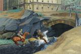 Bridle Path, 1939 Reproduction procédé giclée par Edward Hopper
