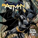 Batman Comics - 2018 Square Calendar Calendarios