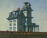 House by the Railroad, 1925 Reproduction procédé giclée par Edward Hopper