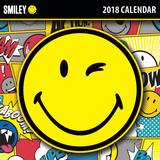 Smiley - 2018 Calendar Kalenders