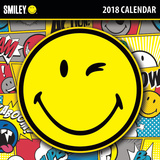 Smiley - 2018 Calendar Kalendrar