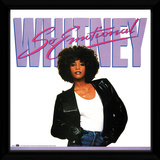 Whitney Houston - So Emotional Lámina de coleccionista