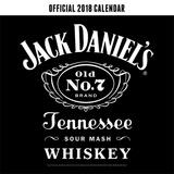 Jack Daniel's - 2018 Calendar Calendriers