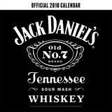 Jack Daniel's - 2018 Calendar Calendari