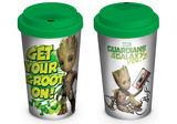 Guardians of the Galaxy Vol. 2 - Groot Travel Mug Taza