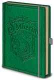 Harry Potter - Slytherin A5 Premium Notebook Notatbok