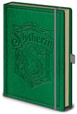 Harry Potter - Slytherin A5 Premium Notebook Notizbuch