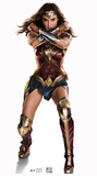 Justice League - Wonder Woman Cardboard Cutouts