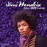 Jimi Hendrix - 2018 Calendar Kalenders