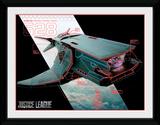 Justice League - Flying Fox Samletrykk