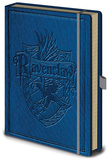 Harry Potter - Ravenclaw A5 Premium Notebook Journal intime & Carnet