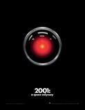 2001: A Space Odyssey - HAL Stampa del collezionista