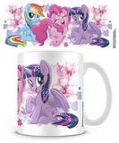 My Little Pony Movie - Pony Tail Mug Becher