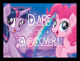 My Little Pony Movie - Dare to Discover Collector Print