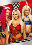 World Wrestling Women - 2018 A3 Calendar Calendriers