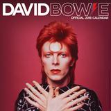 David Bowie - 2018 Calendar Kalender