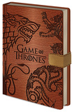 Game of Thrones - Sigils A5 Premium Notebook Diario