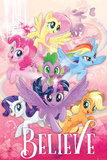 My Little Pony Movie - Believe Stampe
