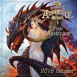 Alchemy - 2018 Calendar Kalenders