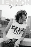 John Lennon - NYC Profile Prints
