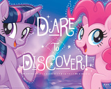 My Little Pony Movie - Dare to Discover Plakater