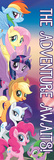 My Little Pony Movie - The Adventure Awaits Pósters