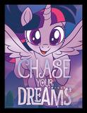 My Little Pony Movie - Chase Your Dreams Collector Print