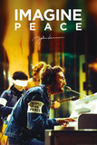 John Lennon - People For Peace Stampe
