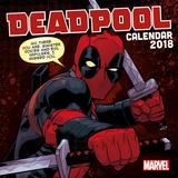 Deadpool - 2018 Calendar Kalendere