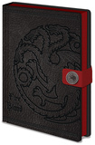 Game Of Thrones - Targaryen A5 Premium Notebook Diario