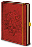 Harry Potter - Gryffindor A5 Premium Notebook Notizbuch