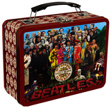 The Beatles - Sgt. Pepper's Tin Lunch Box Lunch Box