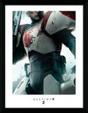 Destiny 2 - Titan Reproduction encadrée pour collectionneurs