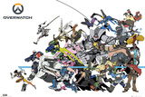 Overwatch - Batalla Láminas
