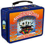 The Beatles - Magical Mystery Tour Tin Lunch Box Lunch Box
