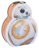 Star Wars - BB-8 Shaped Tin Lunch Box Lunch Box