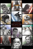 Star Wars - Episode VIII- The Last Jedi- Grid Fotografia