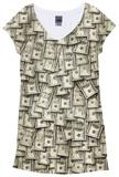Mo' Money Dress Vestido curto