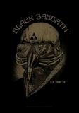 Black Sabbath - Turnê EUA 78 Pôsters