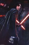 Star Wars - Episode VIII- The Last Jedi - Kylo Posters