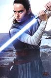 Star Wars - Episode VIII- The Last Jedi - Rey Pôsters