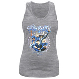 Women's: Aerosmith - Star Photo 2017 Tour Tank Top Naisten topit
