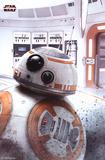 Star Wars - Episode VIII- The Last Jedi - Bb-8 Poster